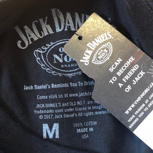 Jack Daniel's Shirts - NWT Jack Daniel's Tennessee Whiskey Shirt Old No 7
